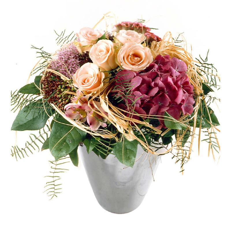 Bouquet de fleurs Romantic Hydrangea Bouquet