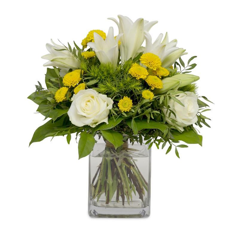 Bouquet de fleurs Happy dance