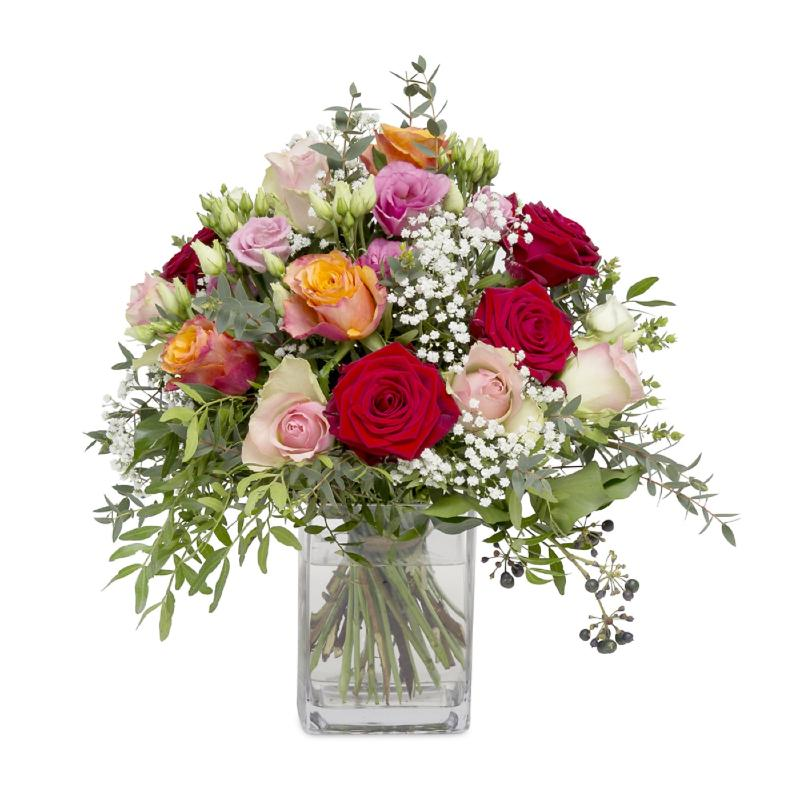 Bouquet de fleurs All the Best for Your Birthday