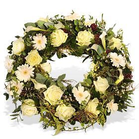 Bouquet de fleurs Forever in the heart