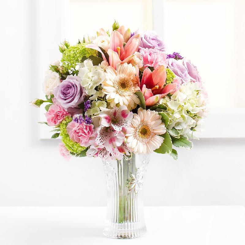 Bouquet de fleurs Floral Romance