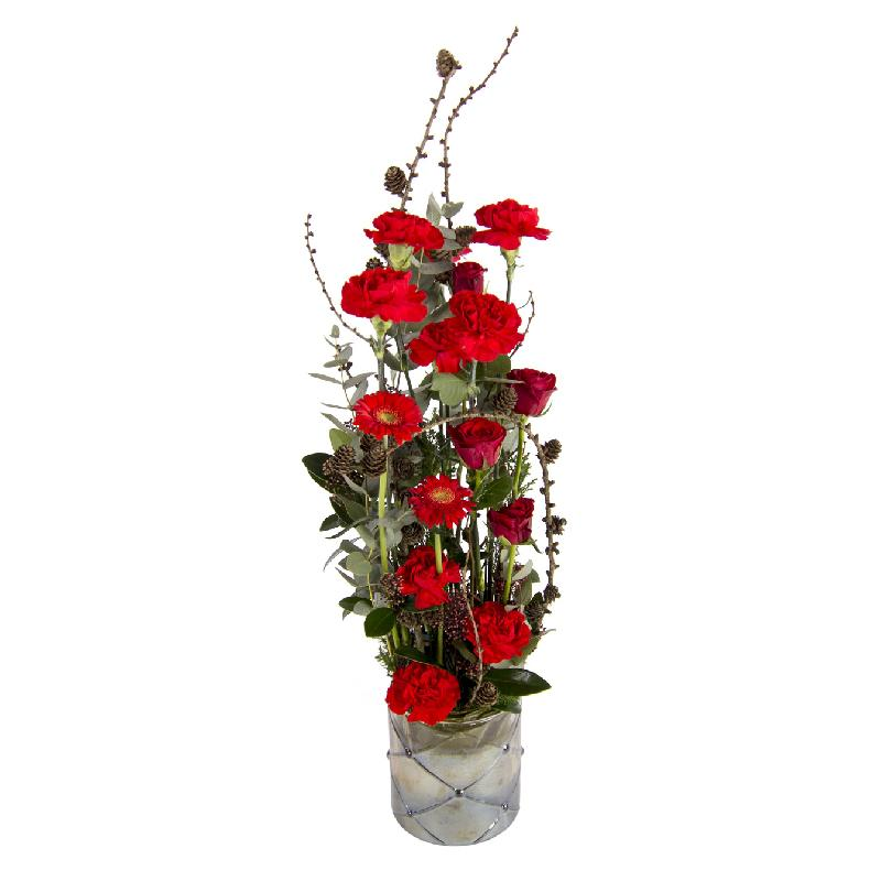 Bouquet de fleurs A festive moment