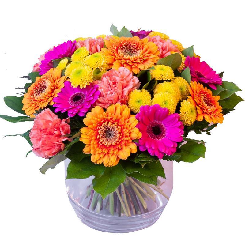 Bouquet de fleurs Colourful surprise i