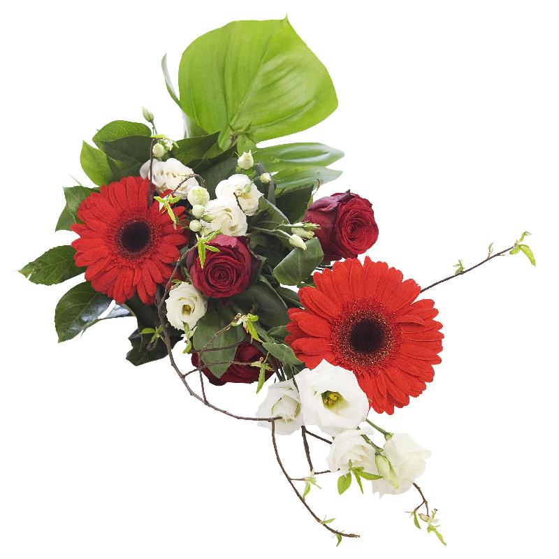 Bouquet de fleurs A moment of happiness