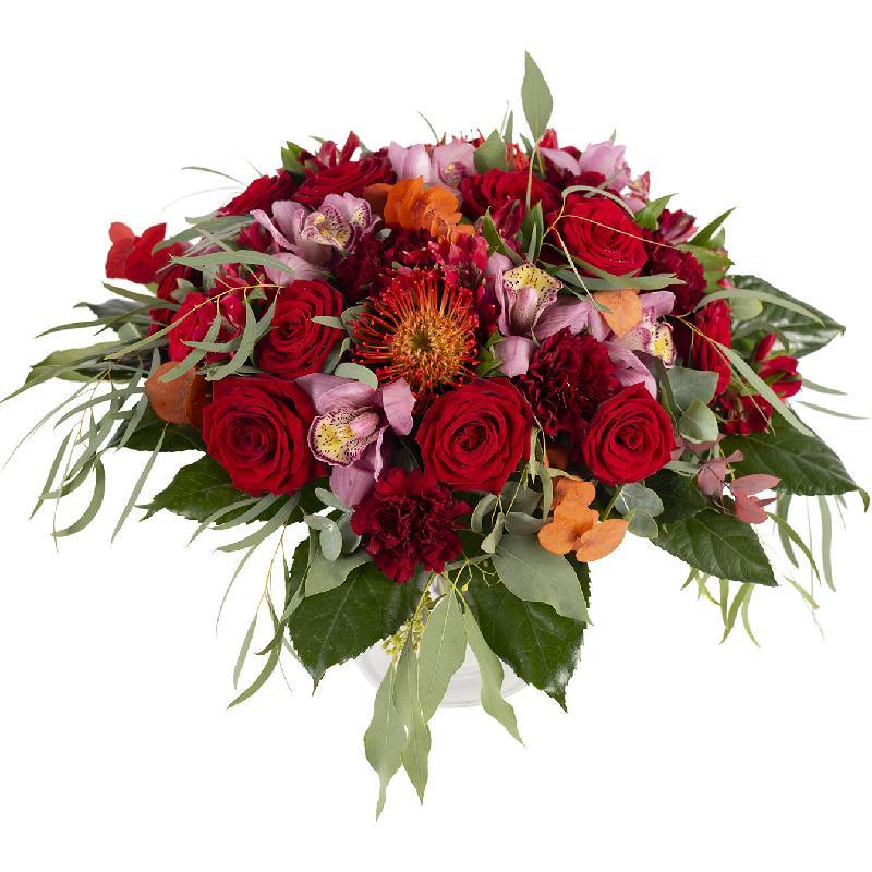 Bouquet de fleurs Exoticism