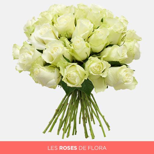 Bouquet de roses Flor'absolu - 30 roses