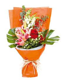 Bouquet de fleurs Bouquet of Seasonal Flowers