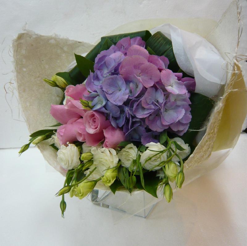 Bouquet de fleurs Bouquet Cut Flowers pastel colours