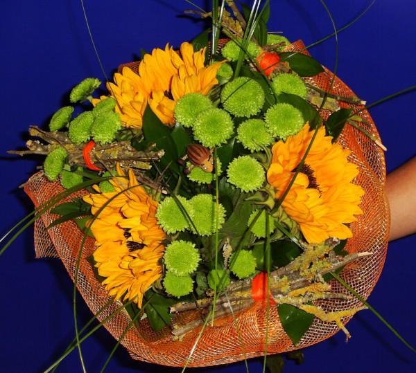 Bouquet de fleurs Bouquet of Mixed Cut Flowers