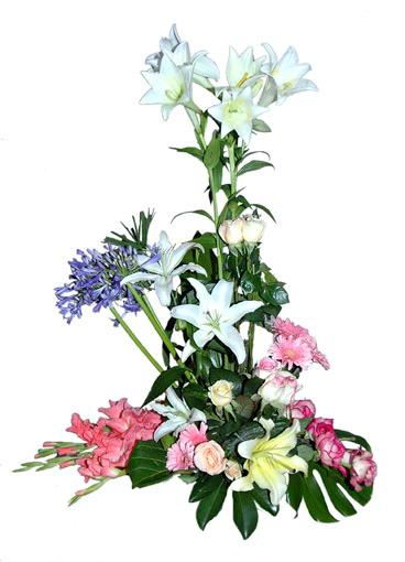 Bouquet de fleurs Arrangement of Mixed