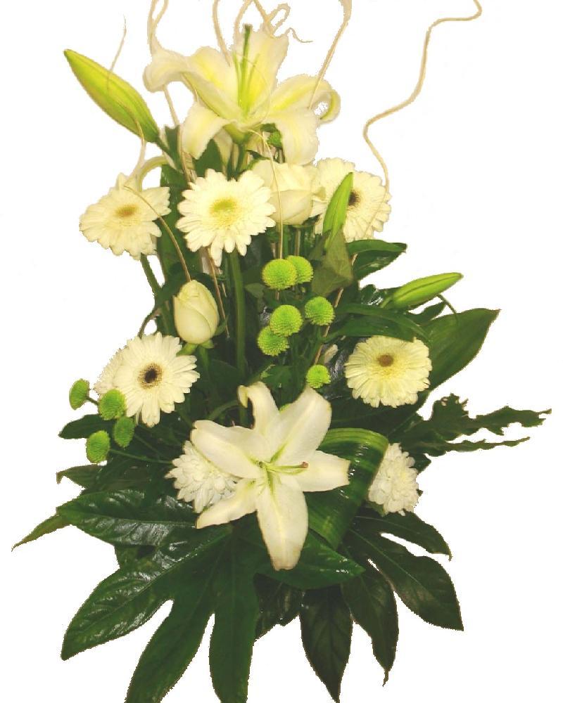 Bouquet de fleurs Ice Dance