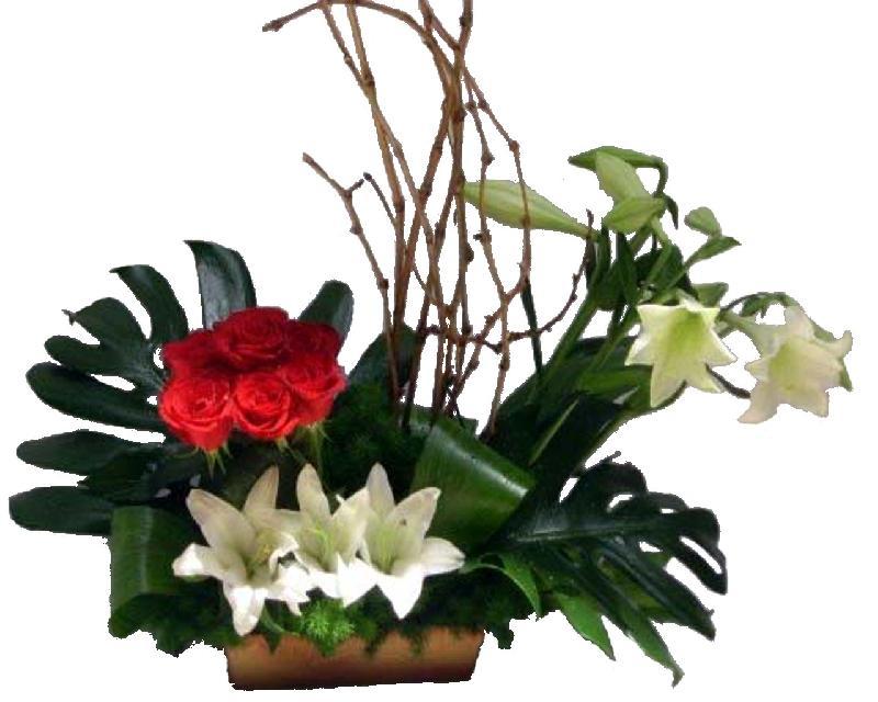 Bouquet de fleurs Paradise on Earth