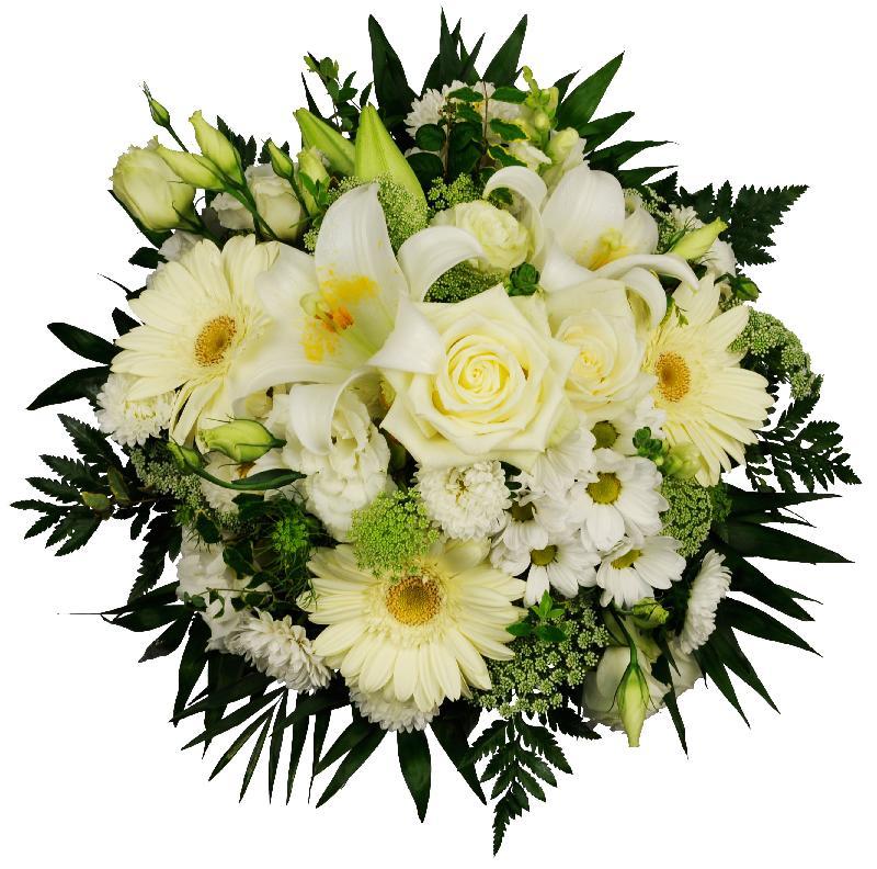 Bouquet de fleurs Avory