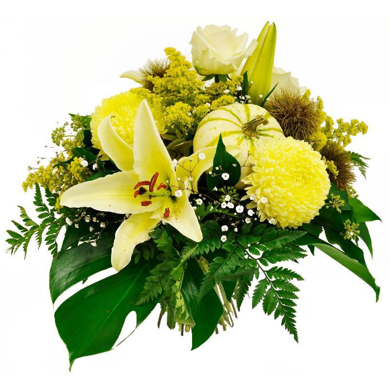 Bouquet de fleurs Gloria