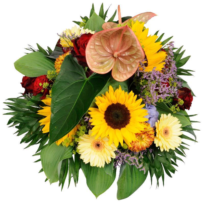 Bouquet de fleurs Jasmine
