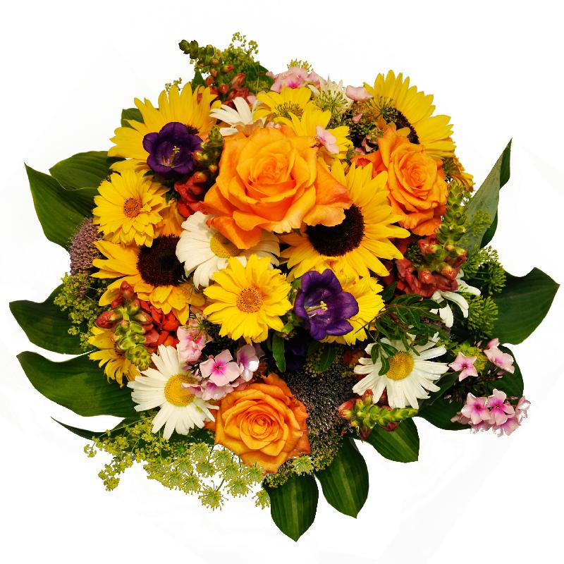 Bouquet de fleurs Leonora