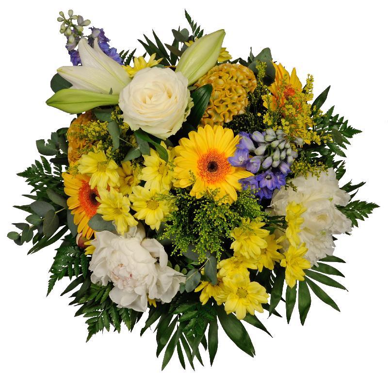 Bouquet de fleurs Manon