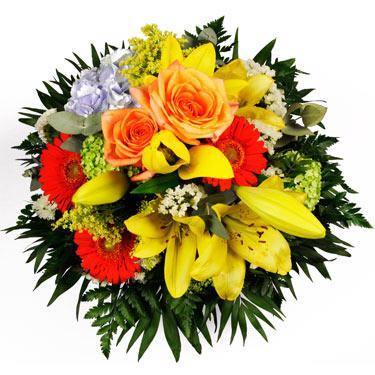 Bouquet de fleurs Marilyn