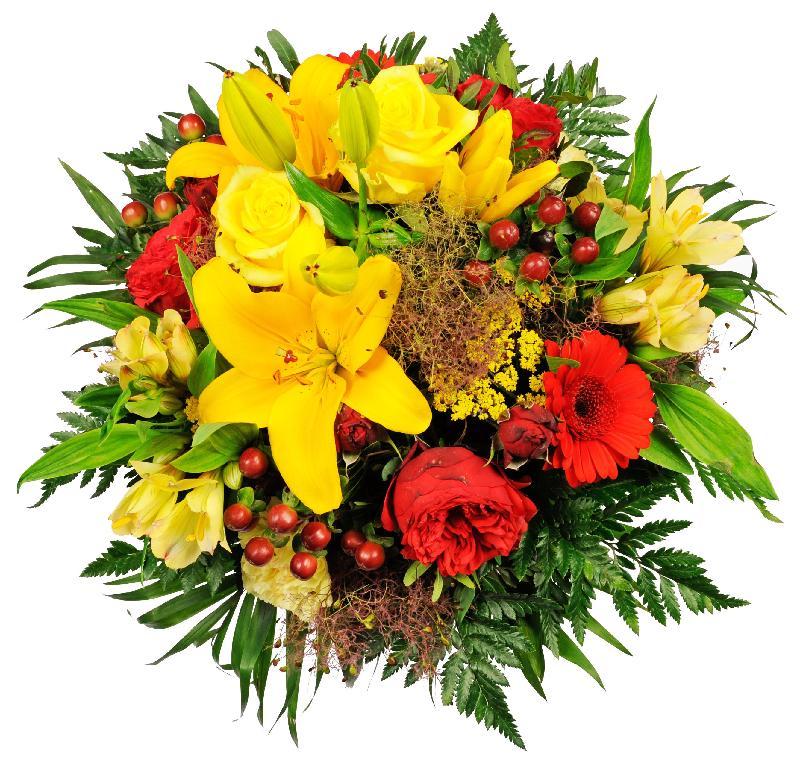 Bouquet de fleurs Melis