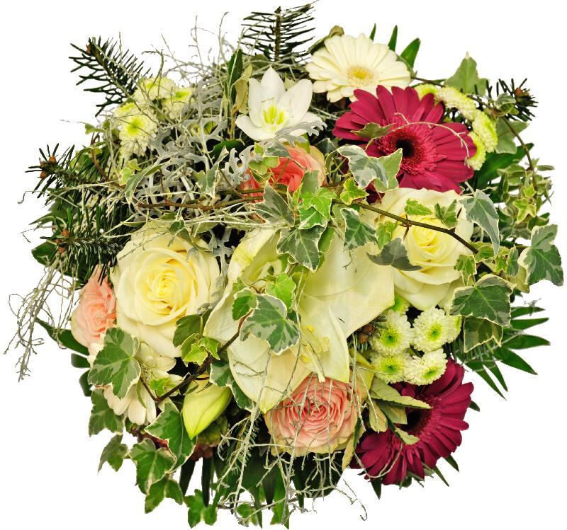 Bouquet de fleurs Nalani