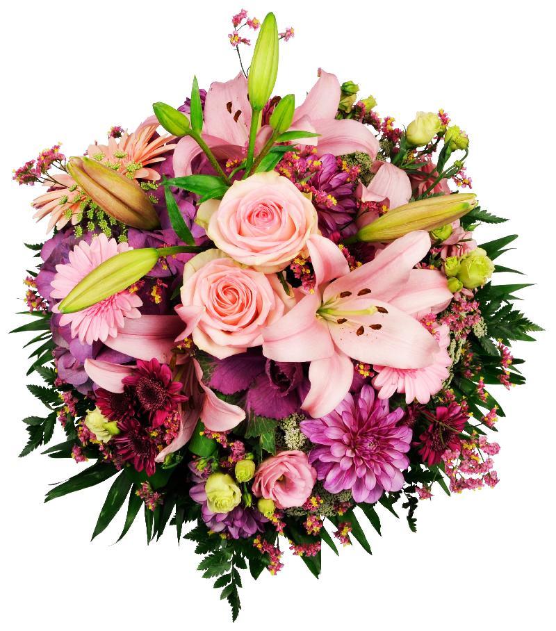 Bouquet de fleurs Olivia