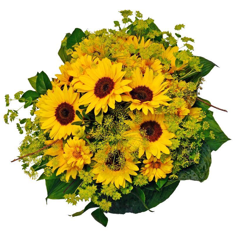 Bouquet de fleurs Cara