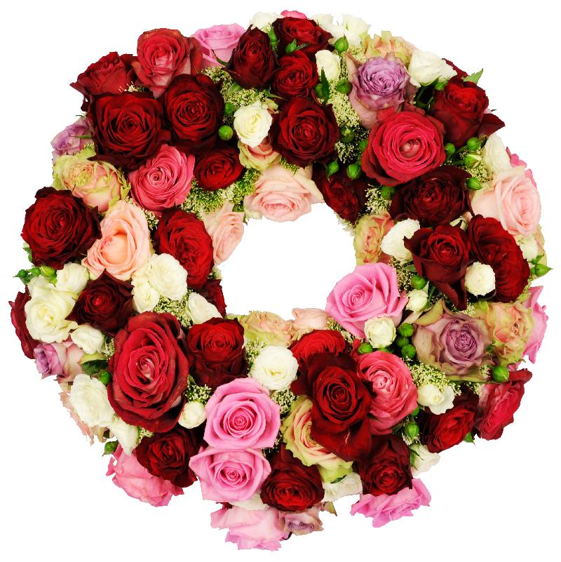Bouquet de fleurs Eternal Comfort