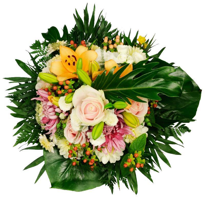 Bouquet de fleurs Eternal Dance