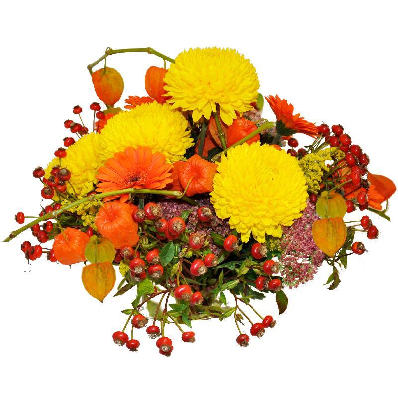 Bouquet de fleurs Mia