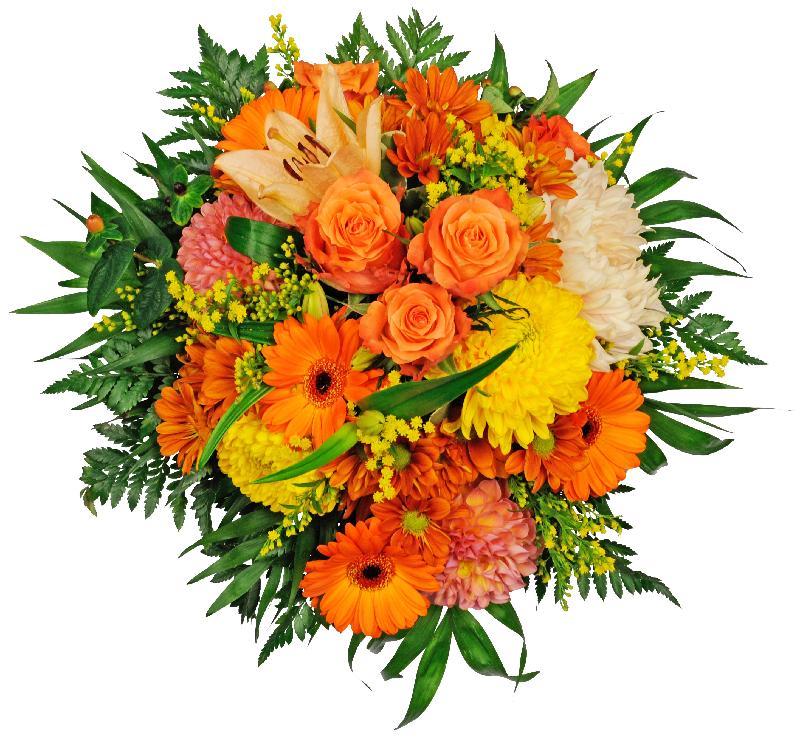 Bouquet de fleurs Odelia