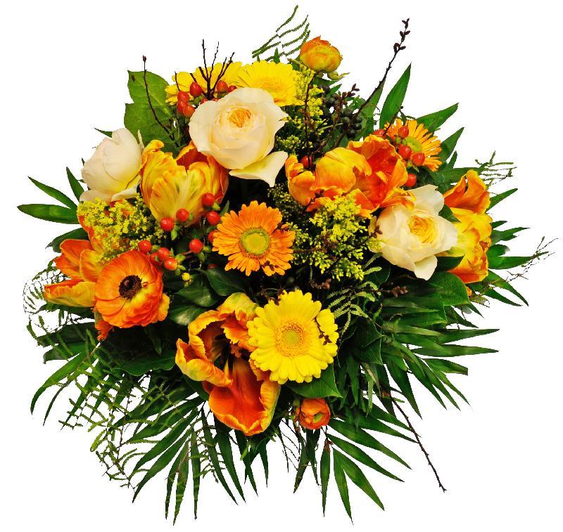 Bouquet de fleurs Tamina
