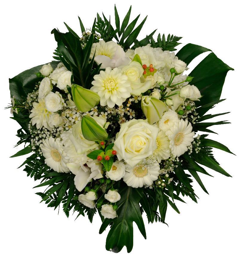 Bouquet de fleurs You are mine