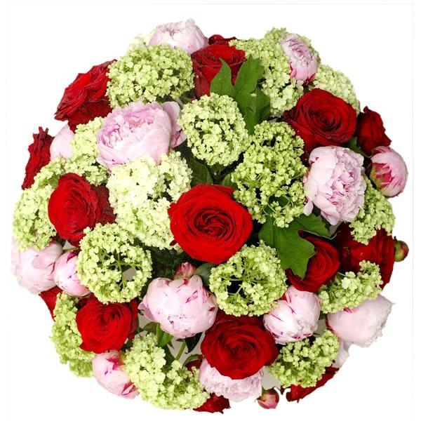 Bouquet de fleurs Portia