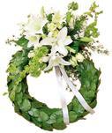 Bouquet de fleurs Wreath