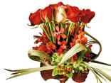 "Bouquet de fleurs High Arrangement ""Elegance"""
