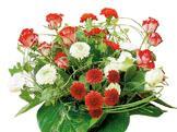 Bouquet de fleurs Basket Arrangement