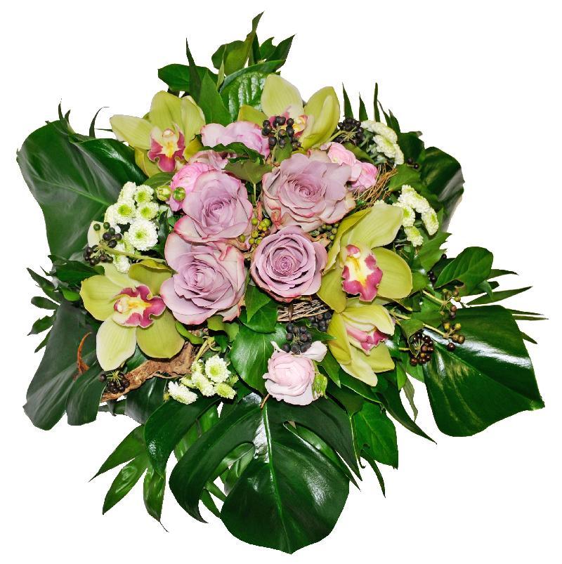 Bouquet de fleurs Elegance