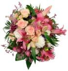 Bouquet de fleurs Jewel