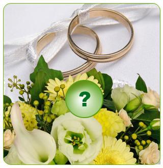 Bouquet de fleurs Seasonal Bouquet Wedding Style
