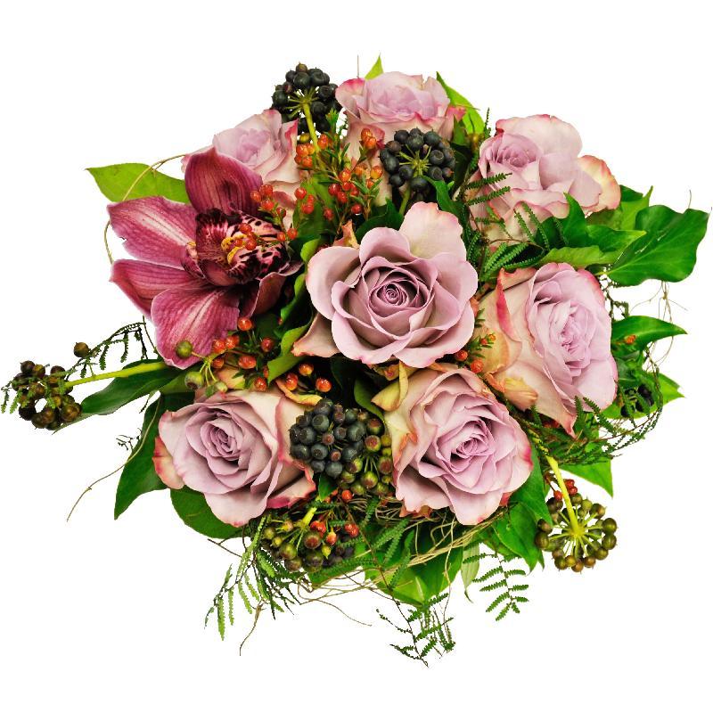 Bouquet de fleurs Sweet Dream in Pink