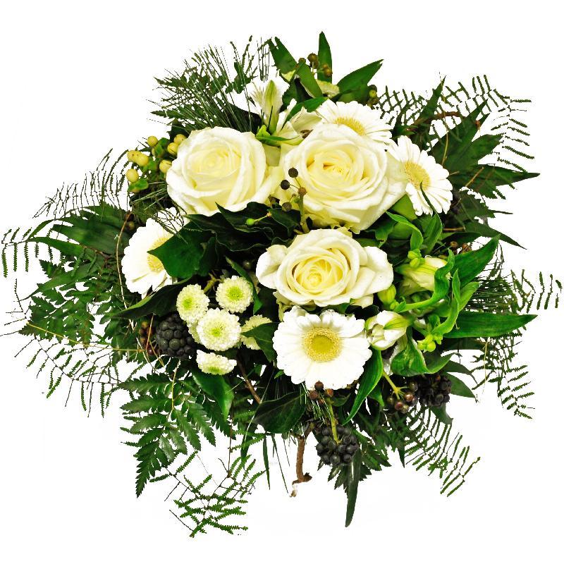 Bouquet de fleurs White Blossomdream
