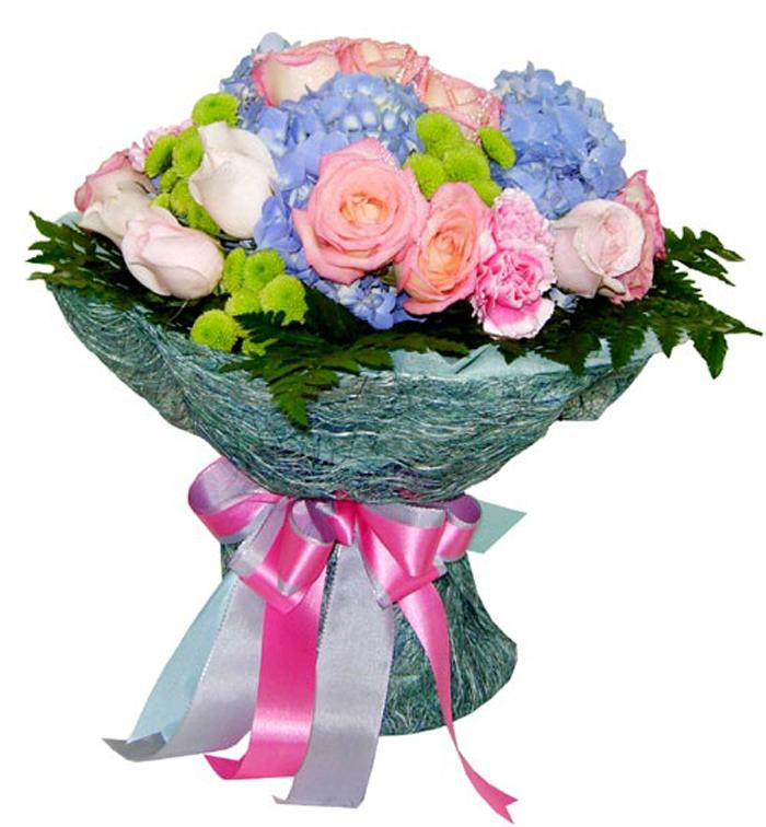 Bouquet de fleurs Cheer Up To Your Day