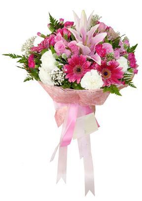 Bouquet de fleurs Full of happiness