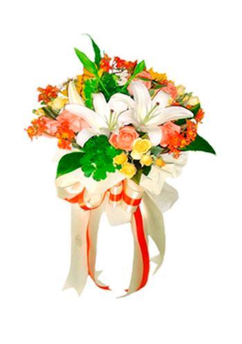 Bouquet de fleurs Bright