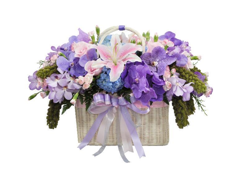 Bouquet de fleurs Loving You