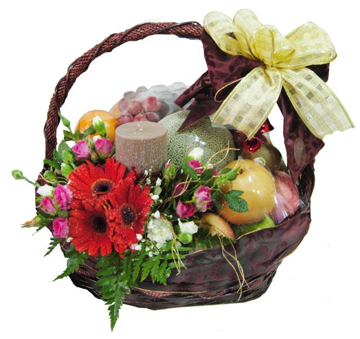 Bouquet de fleurs Happy Healthy