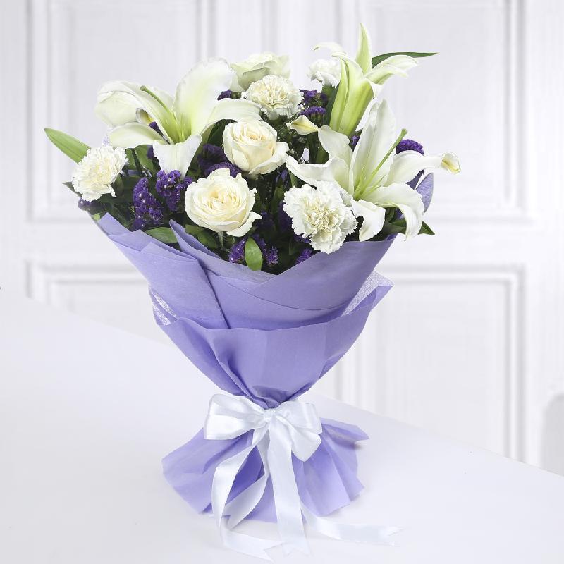Bouquet de fleurs A Subtle Delight