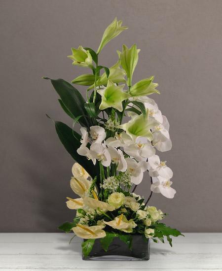 Bouquet de fleurs Michelangelo