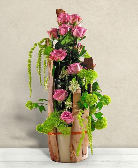 Bouquet de fleurs Canova