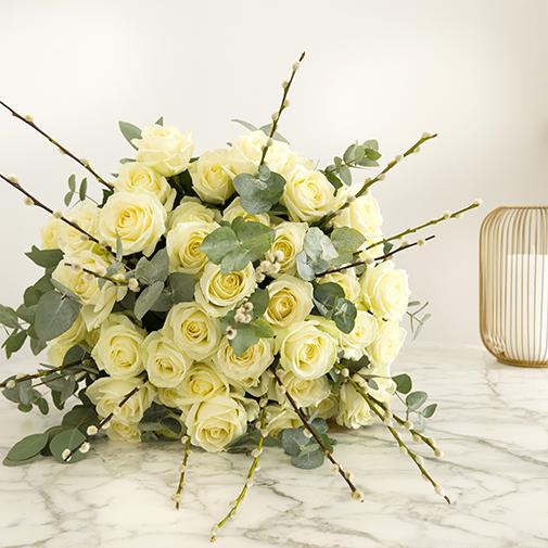 Bouquet de fleurs Pureté